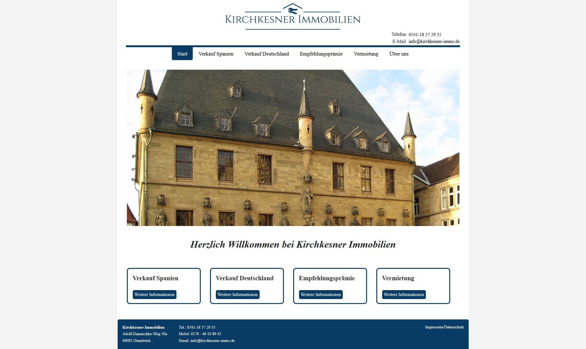 homepage erstellen agentur
